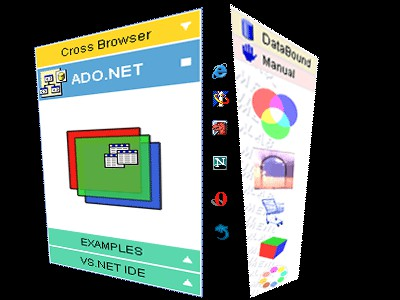 .NET SlidingMenu 2.0 screenshot
