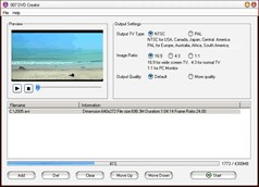007 DVD Creator 3.96 screenshot