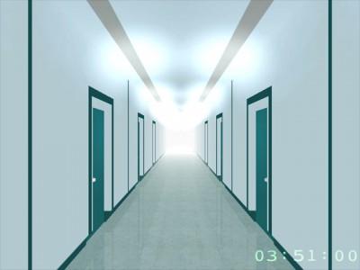 3D Matrix Screensaver: the Endless Corridors 1.2 screenshot
