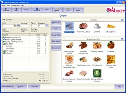 Abacre Restaurant Point of Sales 1.8 screenshot