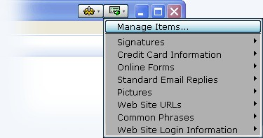 ActiveInsert 1.10 screenshot
