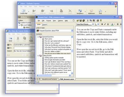 AnswerTool 2.3.1 screenshot