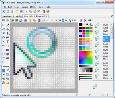 ArtCursors 5.30 screenshot