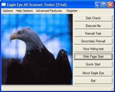 AV EAGLE 2.702 screenshot