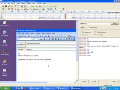 BB TestAssistant 2.6.4.1294 screenshot