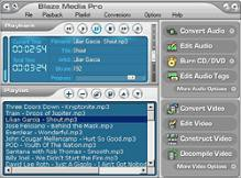 Blaze Media Pro 1.0 screenshot