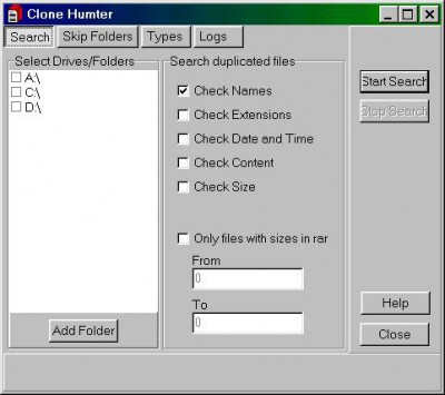 Clone Hunter 1.2 screenshot