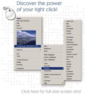 ContextView Pro 2.0 screenshot