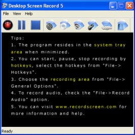 Desktop Screen Record 5.0 screenshot