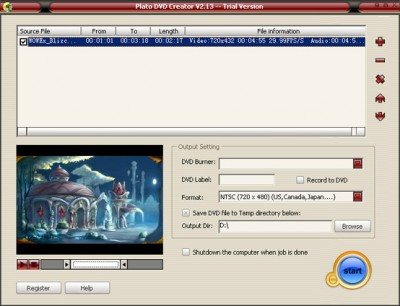 DVD Creator 2014.4194 screenshot