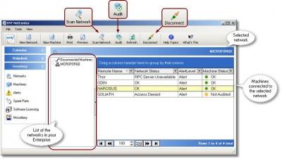 ENT Server (Desktop Edition) 1.4.21 screenshot