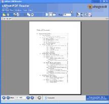 eXPert PDF Editor Professional Edition 1.0 screenshot