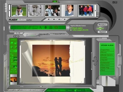 FLASH-Album Author 1.5 screenshot