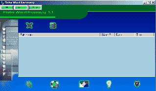 Flobo Disk Clean 1.5 screenshot