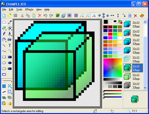 IconXP 3.37 screenshot