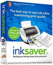 InkSaver 2.0 screenshot