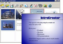 IntroCreator 2.60.02 screenshot