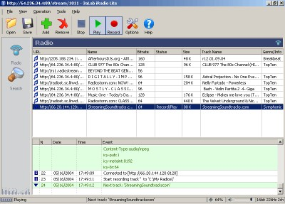 iRadio Lite 1.0 screenshot