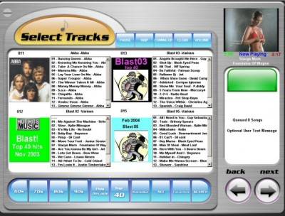 Jukebox pro 2.1.64 screenshot