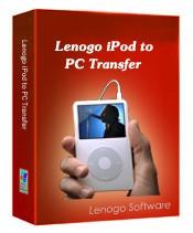 Lenogo iPod to PC Transfer 4.1.4 screenshot