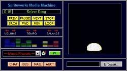 Media Machine 1.1 screenshot