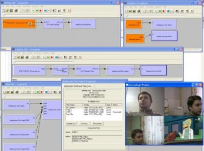 MediaLooks Video Mixer 1.1.2.1 screenshot