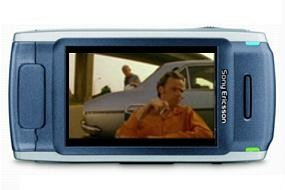 Mobile Movie Studio (Sony Ericsson) 1.2 screenshot