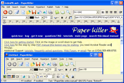 Paper Killer 2016.7.6 screenshot