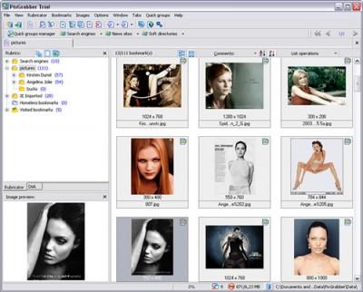 PixGrabber 1.1.23 screenshot