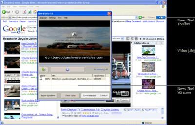 Save Flash 4.1.0328 screenshot