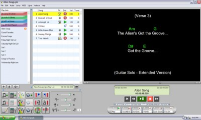 Solo Performer Show Controller 4.4 screenshot