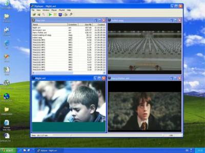 VIPlayer 1.0 screenshot