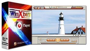 WinX DVD Player 3.1 screenshot