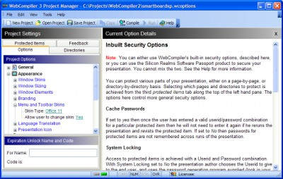 X2Net WebCompiler 3.0.0.86 screenshot