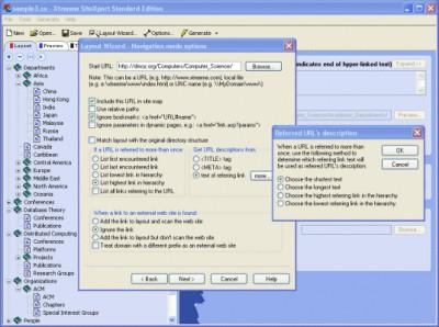 Xtreeme SiteXpert Standard Edition 9 screenshot